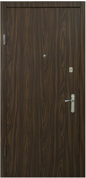 входные двери с отделкой ламинатом под дерево