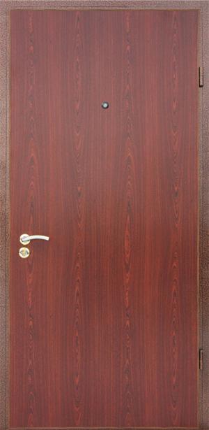 заказать отделку входной двери ламинатом дешево