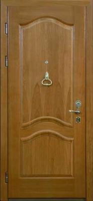 дверь входная отделка массив дуба цена