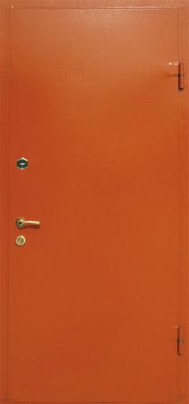 преимущества железных дверей с порошковым напылением