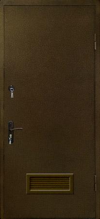 железные двери порошковое напыление загородный дом