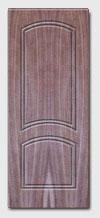 металлические двери москва:отделка МДФ